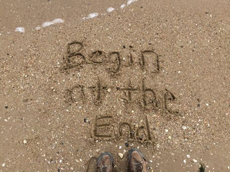 begin at the end